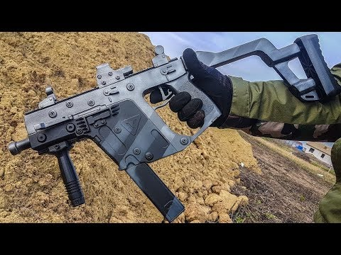 HOW TO MAKE KRISS VECTOR DIY