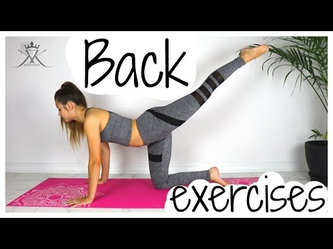Strong Back Exercises