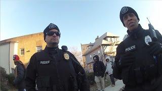 Copwatcher Arrested Filming SERT Team, Cops Refuse to ...
