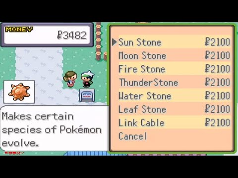 How To Get All Stones In Pokemon Theta Emerald