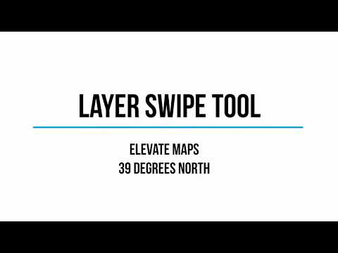 How to use the Layer Swipe Tool