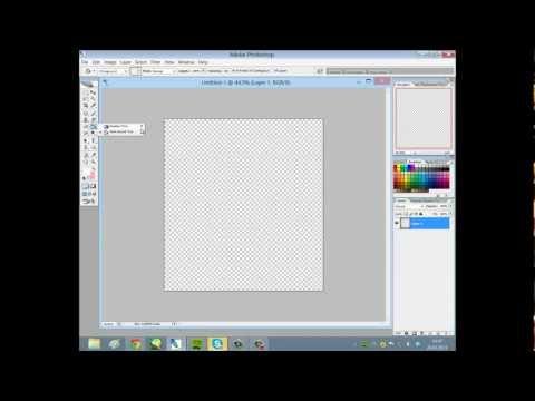 Tutorial- Photoshop CS2- Part 1