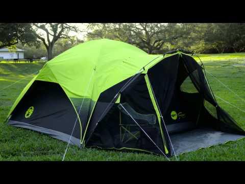 Coleman Darkroom Tent