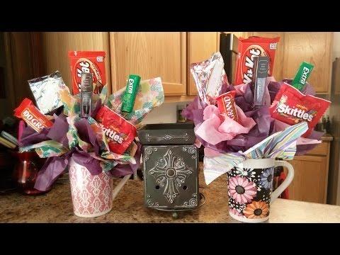 Candy Bouquet Mug