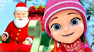 Jingle Bells Jingle Bells + More Christmas Carols | Xmas Songs for Babies from Kids Tv Channel