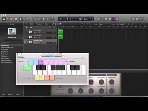 Deep House beat tutorial (logic pro x and garage band)