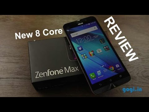 Asus Zenfone Max Octa core Full Review in 4 minutes