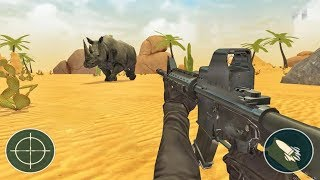 Safari Hunt 2018 (by Timuz Games) Android Gameplay [HD]