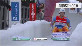 2018 FART WINTER OLYMPICS - Chris Mazdzer claims Silver in Men