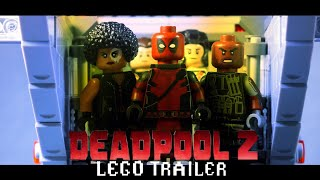 Deadpool 2 Trailer in LEGO