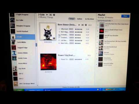 How to burn a blank CD using iTunes