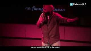 The one thing that drives Punjabis crazy-Stand Up Comedy| By Vikramjit Singh