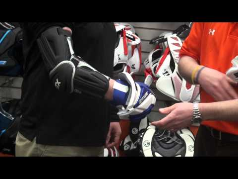 Proper Fitting for Lacrosse Gloves