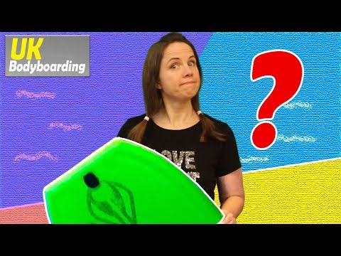 6 steps - What size Bodyboard? | Choose the right board for your skill level | UK Bodyboarding