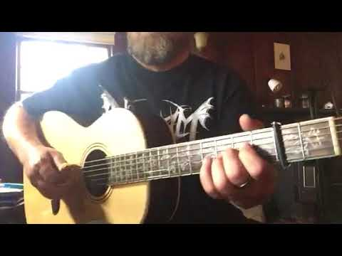 John Mellencamp- Ain't Even Done With the Night Fingerstyle
