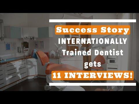 Meet Dr. Madhu who garnered 11 dental school interview calls!