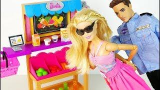 Download ЗА ЧТО??? Мультик Куклы #Барби Школа Учительница Игрушки Для девочек Детский канал Ikuklatv Video