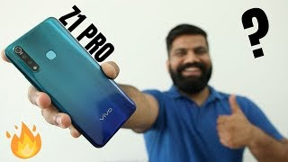 vivo Z1Pro Top Features - 32MP Selfie, 5000mAh Battery, Snapdragon 712 and more..🔥