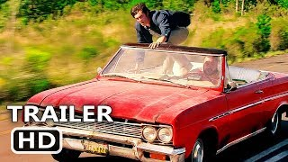 ACTION POINT Official Trailer (2018) Johnny Knoxville, Comedy, Stuns, Action Movie HD
