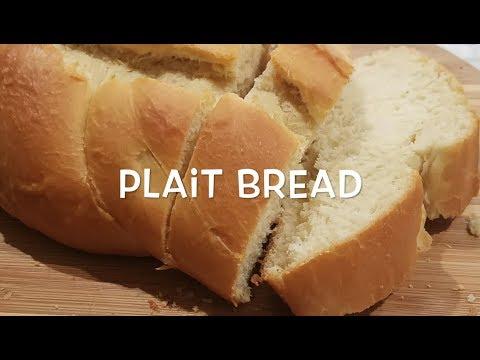 Plait Bread || Guyana Bread- Episode 33