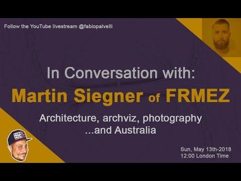 Martin Siegner of FRMEZ