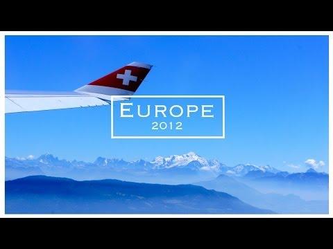 Europe Adventure 2012