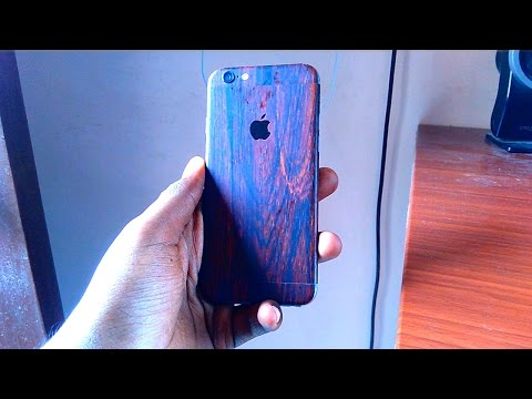 Customize Your Phone With Dbrand Skins & Review
