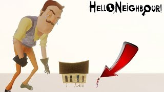 PUSH OVER THE NEIGHBOR! / Hello Neighbor: Complete Act #3