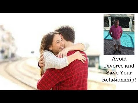 How to Avoid Divorce Now and Save Your Relationship for Good