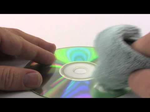 Remove scratches from CDs - The best way to repair a scratched CD