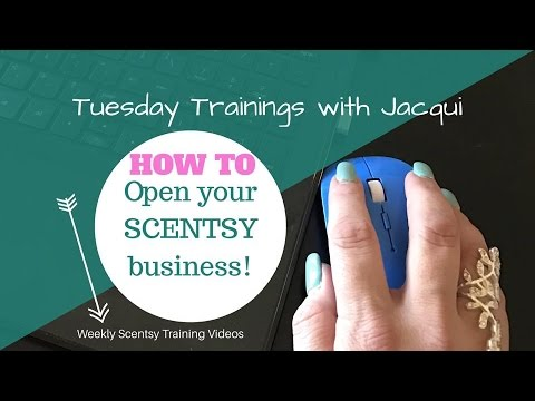 How To Succeed in your Business - Independent Scentsy Consultant
