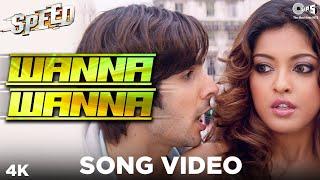 Wanna Wanna Song Video - Speed | Zayed Khan, Tanushree Dutta, Urmila | Shaan, Sunidhi Chauhan