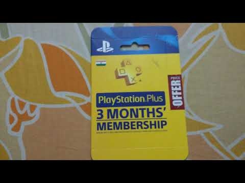 PlayStation plus is available now for Indian region.