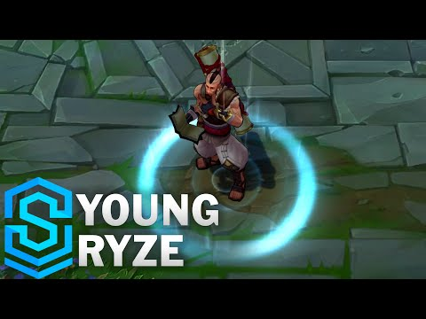 Young Ryze (2016) Skin Spotlight - League of Legends