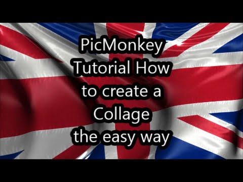 PicMonkey Tutorial   How to Create a Collage the easy way
