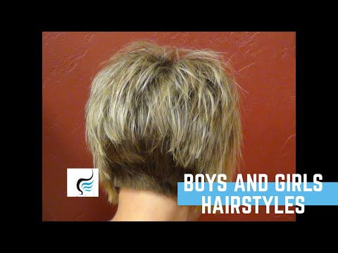 Short Stacked and Short Straight Hairstyles  (Our Most Liked Haircuts)