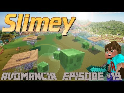 Minecraft: How to make a Slime Farm in Minecraft Survival | Avomancia Survival Lets Play  Ep19
