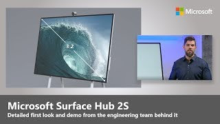 What is the Surface Hub 2S?