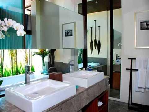 Bali bathroom decorations inspiration
