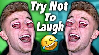 Download Try Not To LAUGH Challenge.. (SUPER HARD) Video