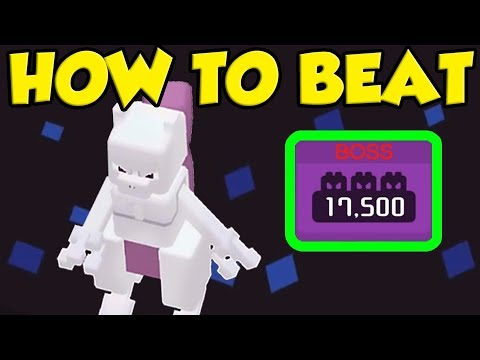 Pokemon Quest - How To Beat MEWTWO!