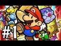 Paper Mario : La Porte Millénaire Let's Play - Episode 1 ...
