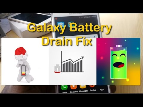 Galaxy S6 Extreme Battery Drain problem Fix