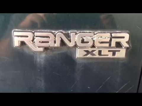 Ford Ranger serpentine belt replacement 2.3 four cylinder