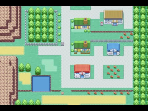 Pokémon: FireRed & LeafGreen - Viridian City, Pewter City & Saffron City