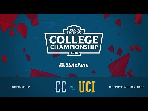 Columbia vs UC Irvine | Finals Game 3 | 2018 College Championship | CC vs UCI