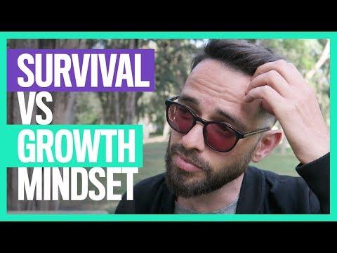 Survival VS Growth Mindset