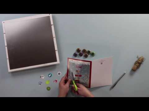 DIY Magnet Board