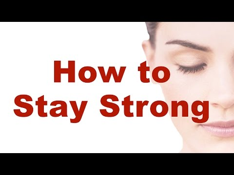 How to Staying Strong on Your Fertility Journey