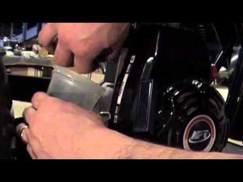 MBX10 Carburetor Sediment Bowl Service